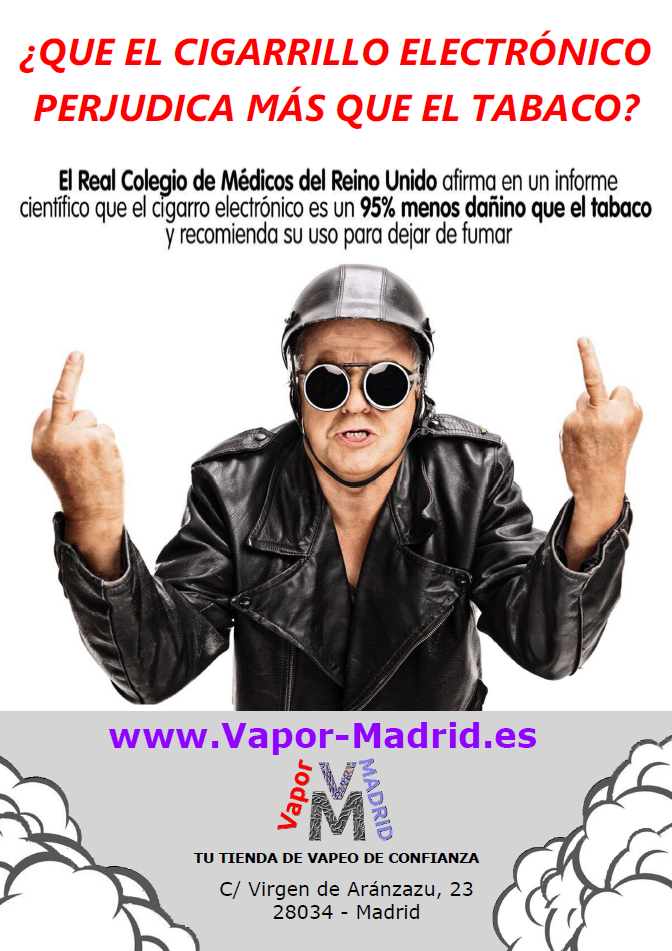 Blog Vapor-Madrid