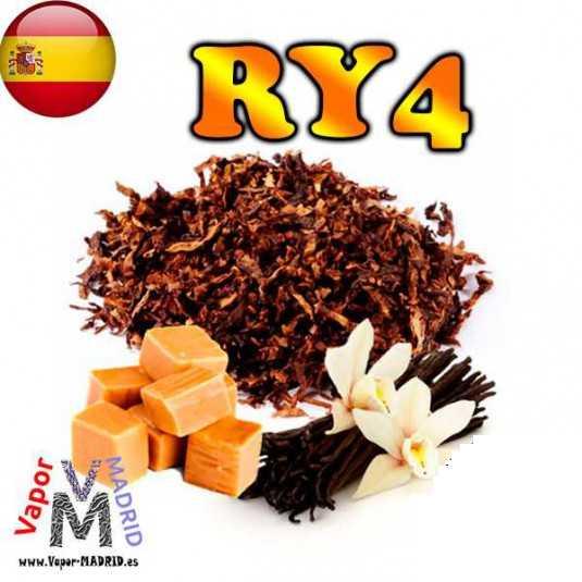 Liquido RY4 casero