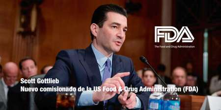 Scott Gottlieb de DFA a Pfizer
